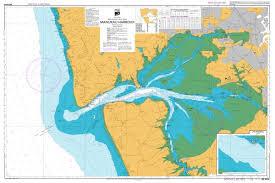 Manukau Harbour Land Information New Zealand Linz