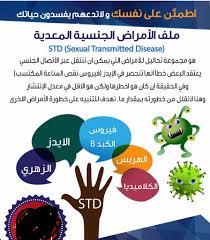 نتيجة بحث الصور عن الأمراض المنقولة جنسيًا (STDs)
