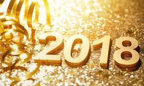 happy new year 2018 globes hd wallpaper