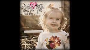 Lola's Hope - Stop Shaken Baby Syndrome - YouTube