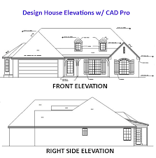 house elevation plan house elevation design