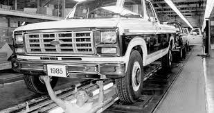 Innovation: 100 Years of the Moving Assembly Line | Ford Motor Company