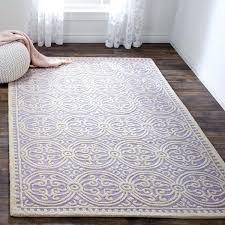 lavender rug handmade wool rugs for bedroom runner