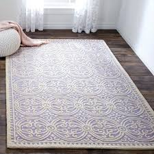 lavender rug handmade wool rugs for bedroom runner