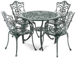 stamford aluminium seater round set outdoor furniture