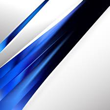 80 Black And Blue Business Card Background Vectors