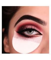 shaperz eye shadow lip makeup shields brow face white 8 no s shaperz eye shadow lip makeup shields brow face white 8 no s at best s in india