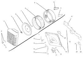 Air intake filtration kohler cv20s ps65531 and ps65532