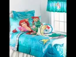 DIY Little Mermaid Bedroom Decorating Ideas