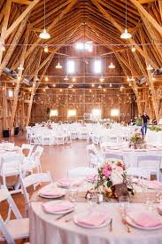... Pink and Gold Barn Wedding Ideas Romantic wedding reception ...