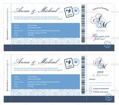 wedding invite template download boarding pass wedding invitations template boarding pass invitation