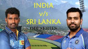 India v/s Sri Lanka 2nd ODI: Teams ...
