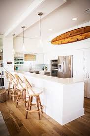surfboard furniture. 21 homes that prove surf is chic surfboards as decor white kitchen surfboard furniture