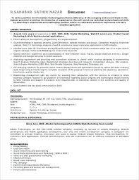 Skill Set Resume Template New Resume Sample And Format Resume Template Free Samples Examples