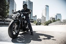 triumph s new bonneville bobber sets sales record in the u s