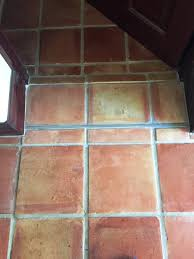 Terracotta Floor Tiles Kitchen Terracotta Posts Stone Cleaning And Polishing Tips For