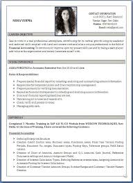 The Best Resume Format Best Top Resume Format Administrativelawjudge