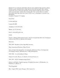 High School Resume Outline Sarozrabionetassociatscom