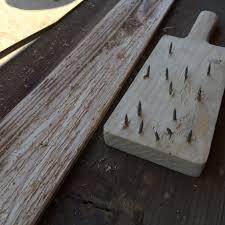 Grey Wash Wood Stain Steel Wool And Vinegar Wood Aging Ebonizing Weathering A