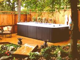 backyards design. Medium Size Of Pool Landscaping Ideas For Small Backyards Design Backyard Online Free Cheap Patio