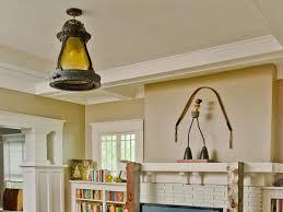 living room ceiling lighting. Craftsman Living Room With Ceiling Light Lighting R