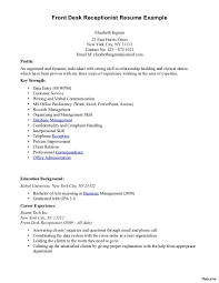 Receptionist Resume Examples Medicaletary Resume Examples Picture Sample Office Assistant 28