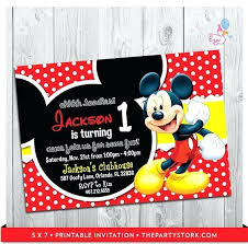 Make Your Own Mickey Mouse Invitations Create Your Own Mickey Mouse Invitations Create Your Own Mickey