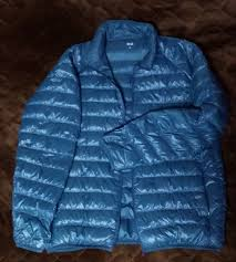 How To Wash Uniqlo Ultra Light Down Jacket Uniqlo Uniqlo Ultra Light Down Jacket Mens L Blue