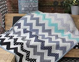 Chevron Quilt Pattern Delectable Awesome Chevron Quilt Pattern Baby Quilt The Care And Keeping Of