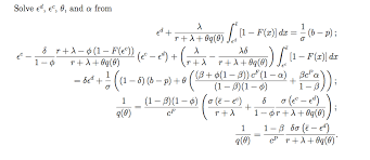 solving system of nar equations
