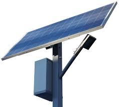 Фанарь солнечная батарея