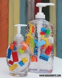 fun crafts for kids cute diy home decor ideas diy soap dispenser with legos