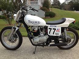 flat track yamaha motorcycles for sale
