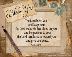 Blessing Quotes Bible Cool 48 Bible Quotes For Your Farewell Card LetterPile