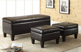 Living Room Bench Living Room Attractive Storage Bench For Living Room With Black