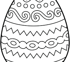 Preschool Coloring Pages Easter Free Coloring Pages Printable