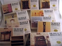 Sweet Dollhouse Furniture Kits Marvelous Design Greenleaf 56 Piece
