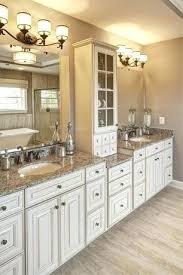 white bathroom cabinets with granite. White Bathroom Cabinet Ideas Cabinets With Granite Full Size Of Cream Vanity M
