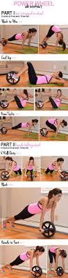 Ab Wheel Workout Plan Health Fitness Ab Wheel Workout