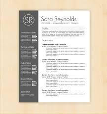 Creative Resume Design Templates Gentileforda Com