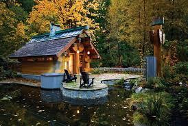 tiny house log cabin. Beautiful Log Cabin Tiny House
