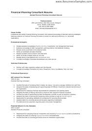 ... Skill resume, Financial Planning Consultant Resume Career Profile  Professional Experience Assistant Financial Consultant Technical  Proficiencies ...