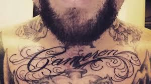 Tetování Z Lásky Největší Blbost Kterou Dělají I Známé Osobnosti
