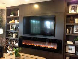 Small Picture Modern Entertainment wall with fireplace dwell interior