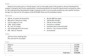 Free Proposal Forms Magnificent Subcontractor Bid Form Template Best Of Proposal Free Request
