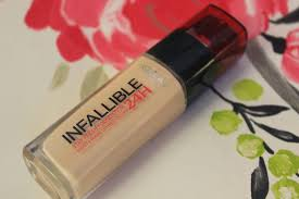 l oreal paris infallible stay fresh 24 hour foundation review you