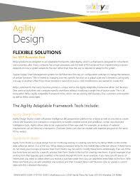 Design Specific Ltd Wisys Agility Design Flexible Business Solutions For Sap