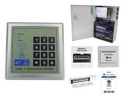 g2000 card pin access reader