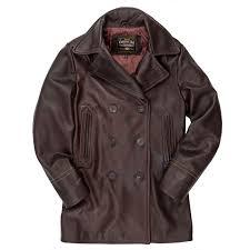 Usn Pea Coat Size Chart Leather Pea Coat