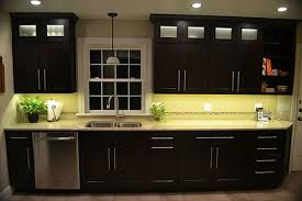 Kitchen cabinet led lighting Warm White Ecolocity Led Kitchen Cabinet Lighting Using Warm White Led Strip Lights
